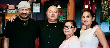 La Botana Mexican Restaurant Winston Salem Team